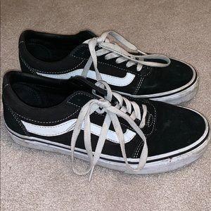 Black Vans Sneakers